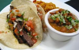 Carne Asda Tacos